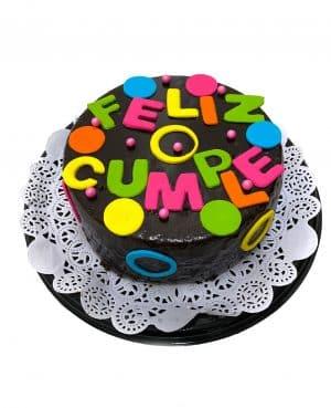 Torta choco p