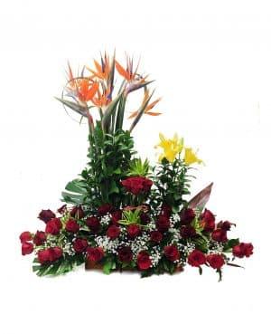 Arreglo floral surtido