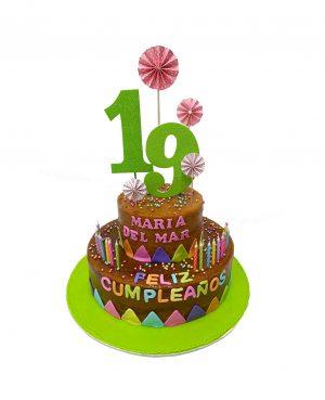 torta numeros sin